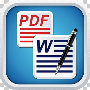 PDF Word Processor Microsoft Word Computer Software Document PNG