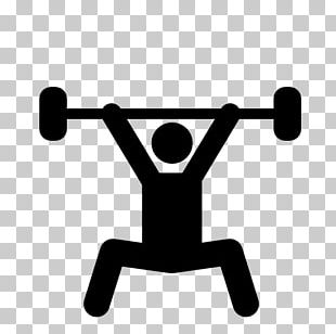 Computer Icons Olympic Weightlifting Weight Training Dumbbell PNG