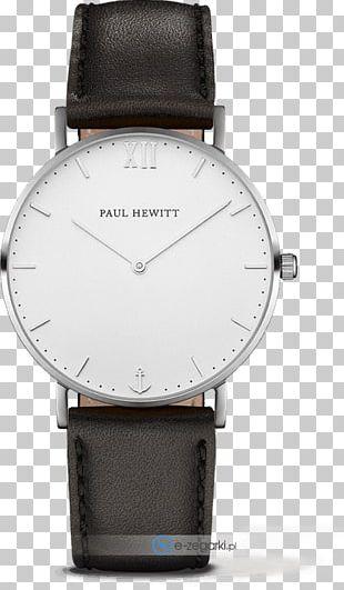 Paul Hewitt Sailor Line Watch Strap Bracelet Dial PNG