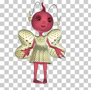 Christmas Ornament Character Doll Fiction PNG