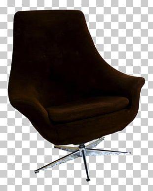 Swivel Chair Egg Mid-century Modern PNG