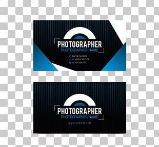 Business Card Design Photography Carte De Visite PNG