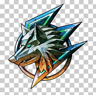 Gray Wolf Agar.io Video Game Logo YouTube PNG