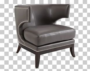 Wing Chair Club Chair Couch アームチェア PNG