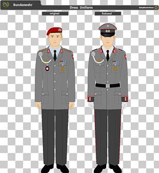 Dress Uniform Bundeswehr Military Uniform Army Combat Uniform PNG