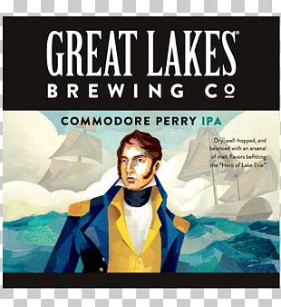 Great Lakes Brewing Company Beer India Pale Ale Red PNG