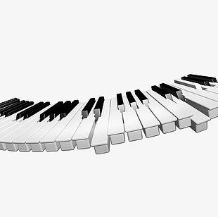 Keyboard Piano Keyboard Play Renderings PNG