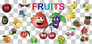 Fruits For Preschool Kids Educational Animals For Kids Child Toddler PNG