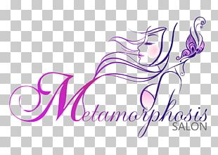 Beauty Parlour Cosmetologist Hair Care Logo PNG