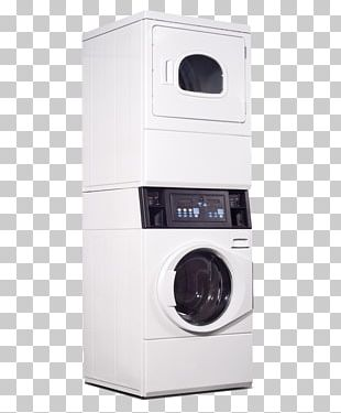 Clothes Dryer Washing Machines Home Appliance Laundry Major Appliance PNG