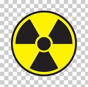 Radiation Hazard Symbol Radioactive Decay Biological Hazard PNG