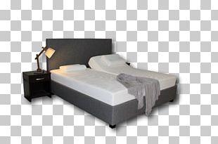 Bed Frame Mattress Box-spring Adjustable Bed PNG