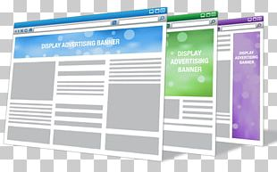 Digital Marketing Display Advertising Online Advertising PNG