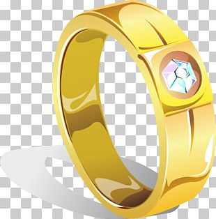 Ring Diamond Adobe Illustrator PNG