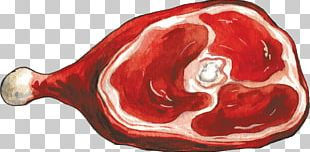 Red Meat Ham Beef PNG