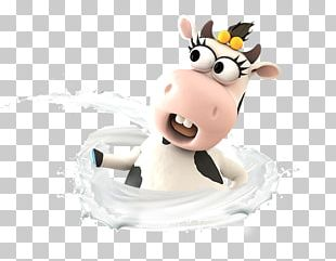 Cows Milk Dairy Cattle Bottle PNG