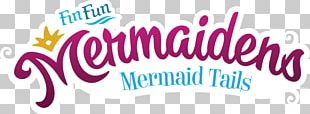 Fin Fun Mermaiding Tail The Little Mermaid PNG