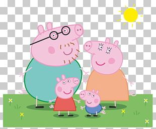 Daddy Pig Paultons Park Mummy Pig Children's Television Series PNG