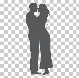 Couple Silhouette Photography PNG
