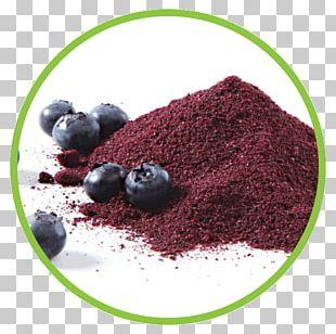 Juice Blueberry Powder Fruit Food PNG