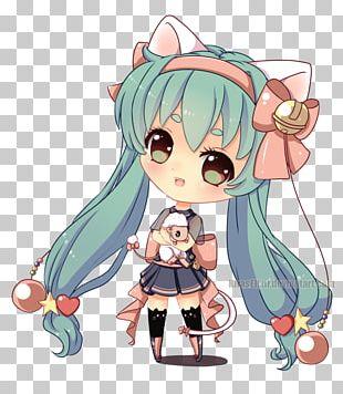 Mangaka Chibi Anime PNG