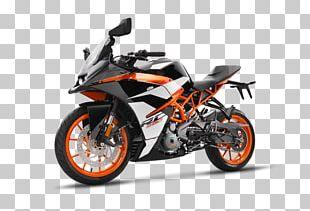 KTM RC 390 Bajaj Auto Motorcycle India PNG