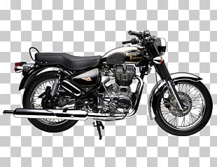Royal Enfield Bullet Motorcycle Enfield Cycle Co. Ltd Cruiser PNG