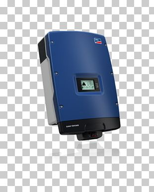 SMA Solar Technology Solar Inverter Power Inverters Grid-tie Inverter Solar Power PNG