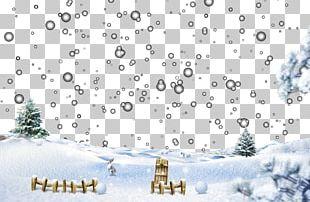 Snow Winter Igloo Christmas PNG