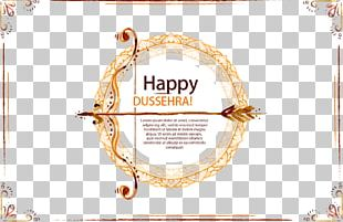 Dussehra Wedding Invitation Happiness Holiday Wish PNG