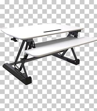 Laptop Computer Desk Standing Desk Table PNG