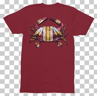 T-shirt Washington PNG