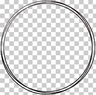 Circle Area Angle Point Black And White PNG