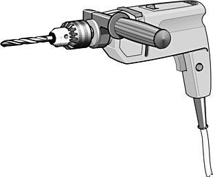 Drill Bit Tool PNG
