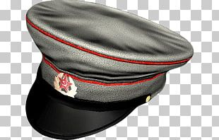 Officer's Hat Soviet Army PNG