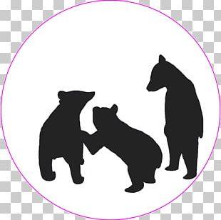 American Black Bear Dog Chicago Cubs Asian Black Bear PNG