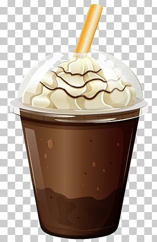 Ice Cream Iced Coffee Tea Milkshake PNG