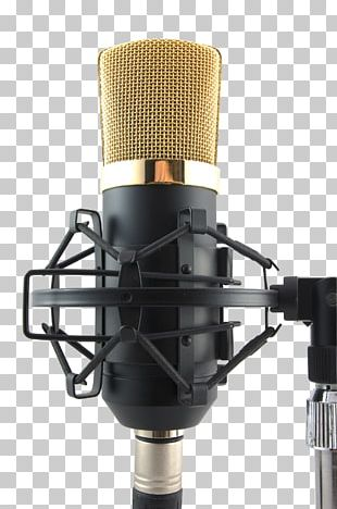 Microphone Recording Studio Photography PNG