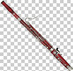 Bassoon Woodwind Instrument Musical Instruments Saxophone Clarinet PNG