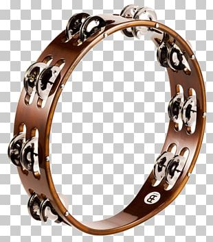Headless Tambourine Musical Instruments Meinl Percussion PNG
