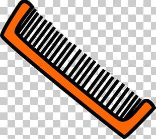 Comb Hairbrush Hairbrush PNG