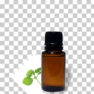 Glass Bottle Liquid Essential Oil Earth PNG