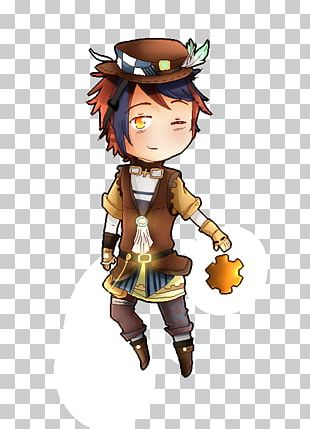 Illustration Figurine Cartoon Character Fiction PNG