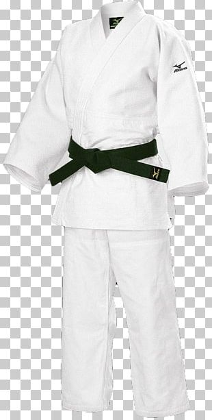 Judogi Brazilian Jiu-jitsu Gi Mizuno Corporation Martial Arts PNG