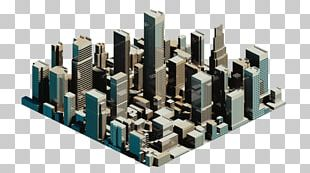 Blender Three-dimensional Space Rendering Isometric Projection Art PNG