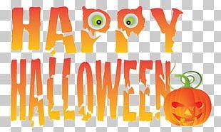 Cartoon Halloween Material PNG