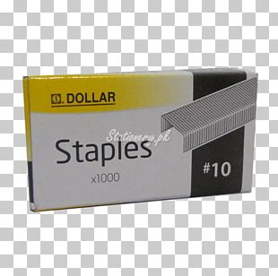Paper Stapler Pin Stationery PNG