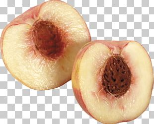Nectarine Clipping Path PNG
