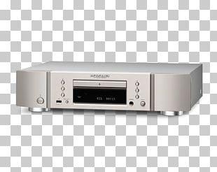 CD Player Marantz Audio Power Amplifier Compact Disc High Fidelity PNG