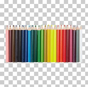 Colored Pencil Art Crayola PNG